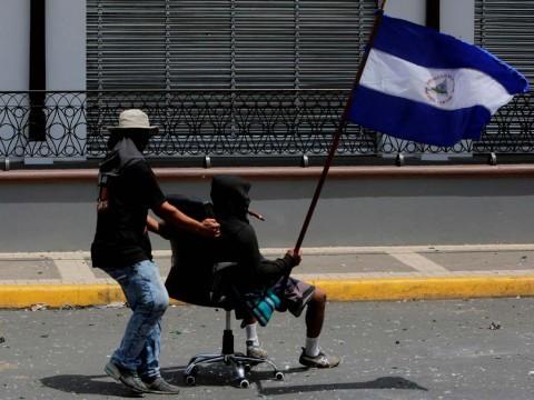 121 Orang Tewas dalam Unjuk Rasa di Nikaragua