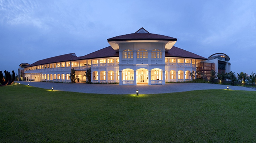 Hotel Capella Singapura. (Foto: Forbes Travel Guide).