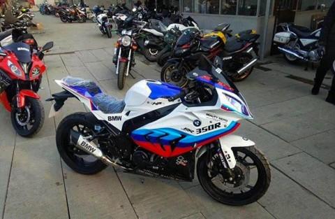 Zongshen S200RR, Sosok BMW S1000RR dari Tiongkok