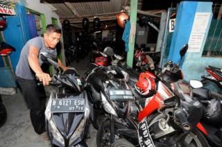 Pemprov DKI Sediakan Jasa Penitipan Motor Gratis