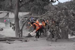 75 Orang Tewas Akibat Erupsi Gunung Guatemala