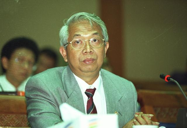 Bambang Subianto Foto: MI/Agus Mulyawan.