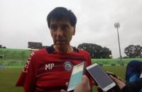 Pelatih Arema Kantongi Kekuatan Perseru