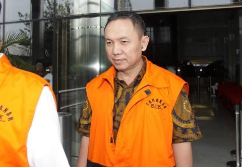 Rudy Erawan Minta Bantuan Politikus PDIP Muluskan Pencalonan Amran