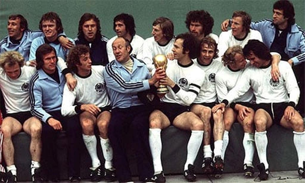 Jerman Barat Juara Piala Dunia 1974. (Foto: Empics/Wilfried Witters)