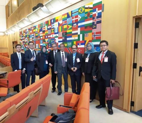 Kepala BKP Kementan Pimpin Delegasi di Sidang FAO Roma