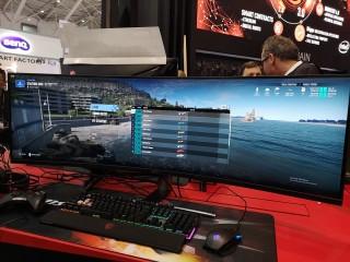 MSI Optix MAG491C Seperti Dua Monitor Jadi Satu