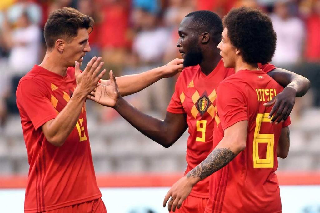 Belgia Lumat Mesir 3-0