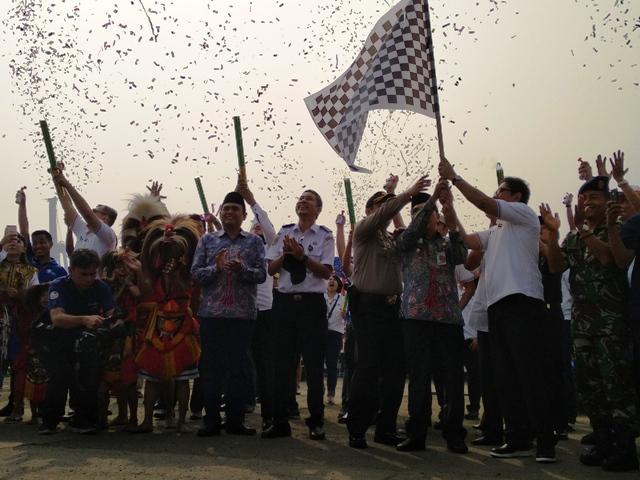 20 Ribu Warga Ikut Mudik Bareng IPC
