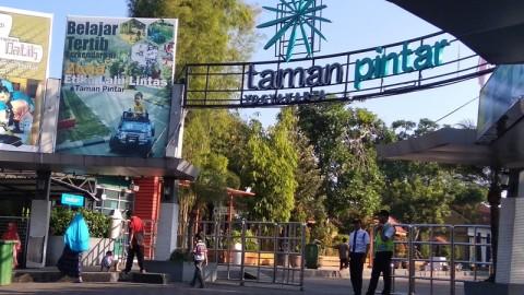Wisata Taman Pintar Yogyakarta Dibuka Hingga Malam