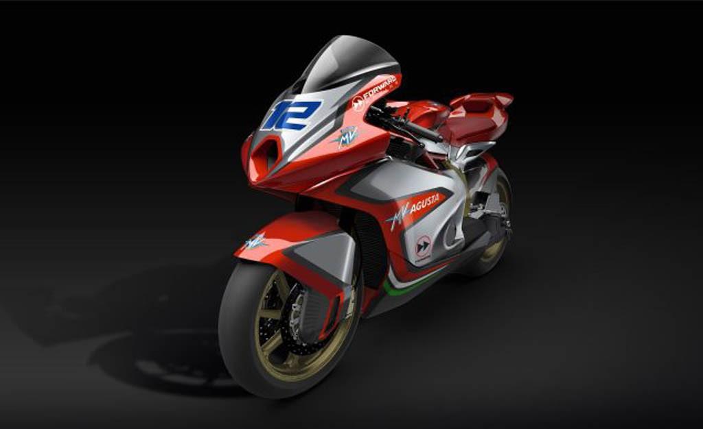 MV Agusta pamerkan desain motor balap Moto2 mereka. Asphalt and Rubber