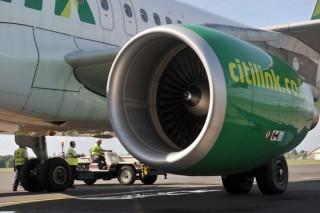 GMF-Citilink Sinergi Perawatan Komponen Airbus A320