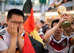 Antibola Sambut Piala Dunia