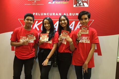 The Voice Kids Indonesia Pupuk Nasionalisme pada Anak-Anak lewat Musik