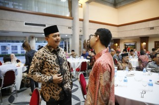 Dubes RI Buka Puasa Bersama WNI di Singapura