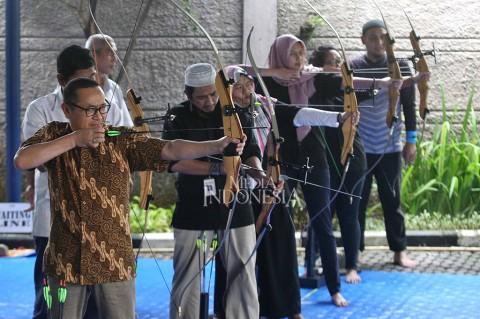 Ramaikan Ramadan, Media Group Gelar Lomba Panahan