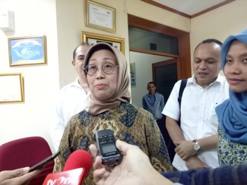 Komiosner Ombudsman Republik Indonesia (ORI) Nunik Rahayu.