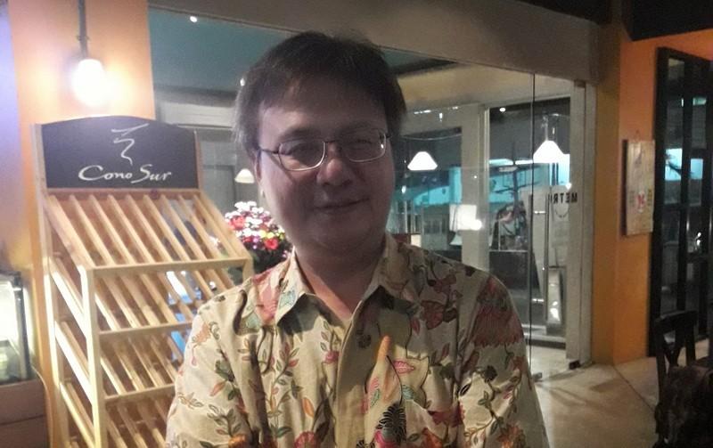Leonard Kristanto (Foto: Medcom/Elang)