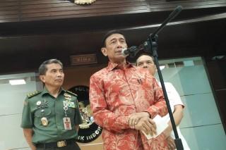 Wiranto Tegaskan Pasal Tipikor Final tak Ada Rumusan Ulang