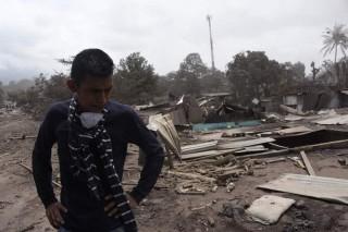 Korban Tewas Erupsi Fuego Guatemala Jadi 109