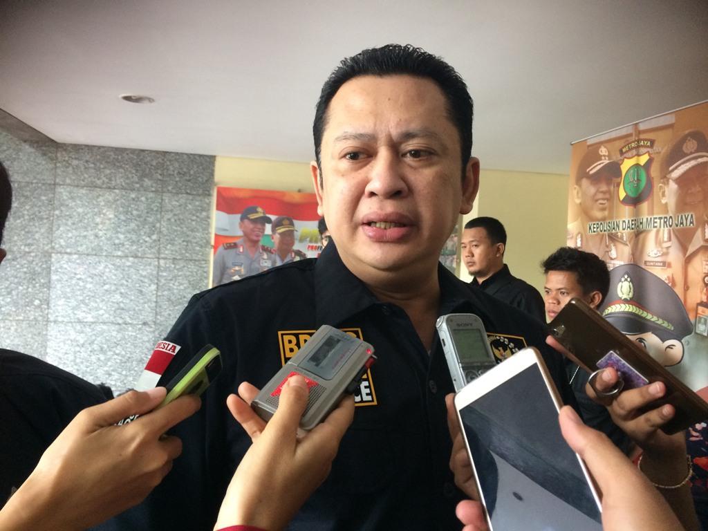Ketua DPR Bambang Soesatyo. Foto: Medcom.id
