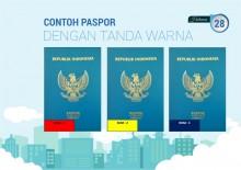 Kini Paspor dan Koper Jemaah Haji Diberi Tanda Warna