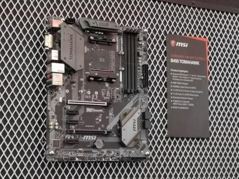 MSI Juga Ikut Bawa Motherboard AMD B450 ke Computex 2018, Apa Saja?