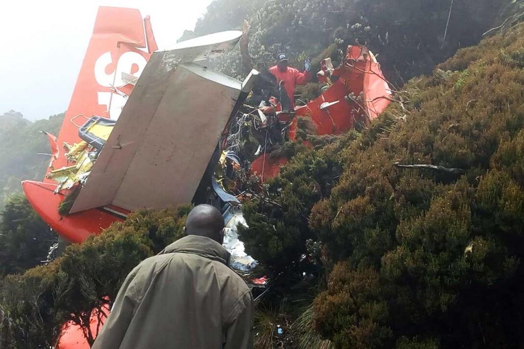 Kecelakaan Pesawat di Kenya Tewaskan 10 Orang