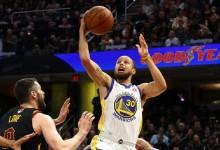 Pecundangi Cavaliers di Game Keempat, Golden State Warriors