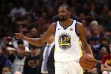 Kevin Durant MVP Final NBA 2018
