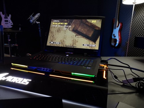 Laptop gaming Gigabyte Aorus