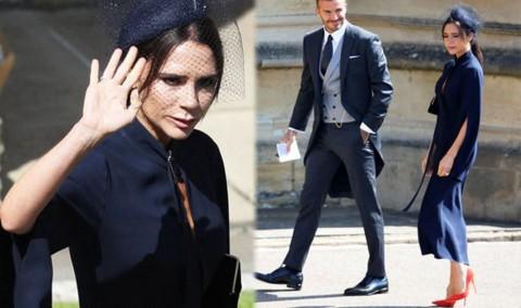 David dan Victoria Beckham Lelang Baju yang Dikenakan saat Menghadiri Royal Wedding
