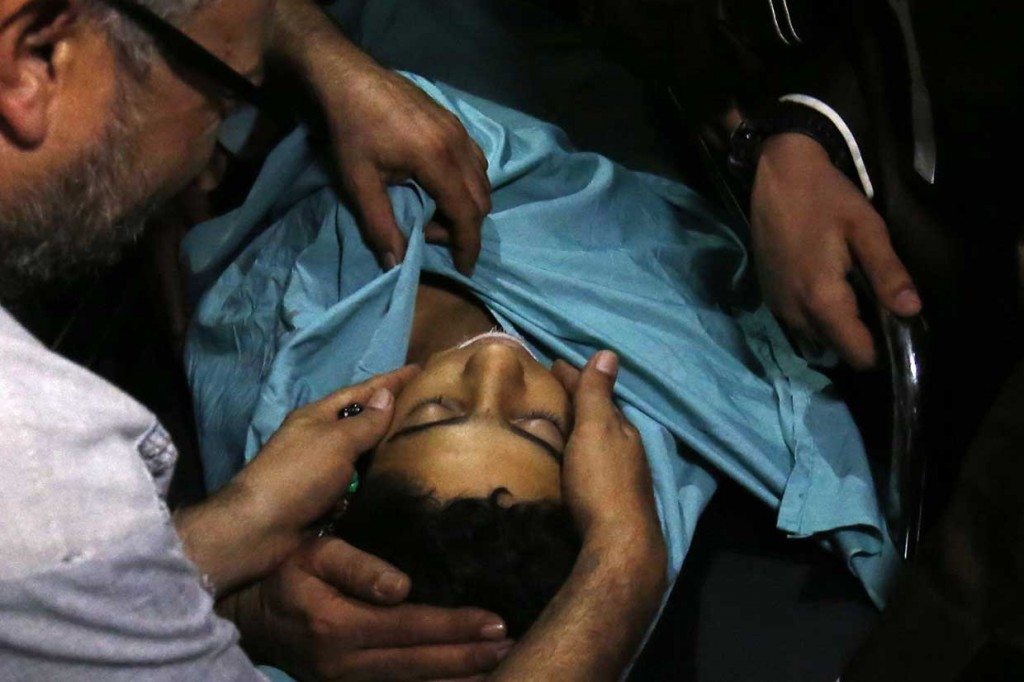 Israel Tembak Mati Empat Warga Palestina