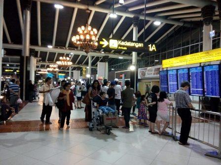 H-6 Lebaran, Bandara Soetta Dipadati 61 Ribu Penumpang