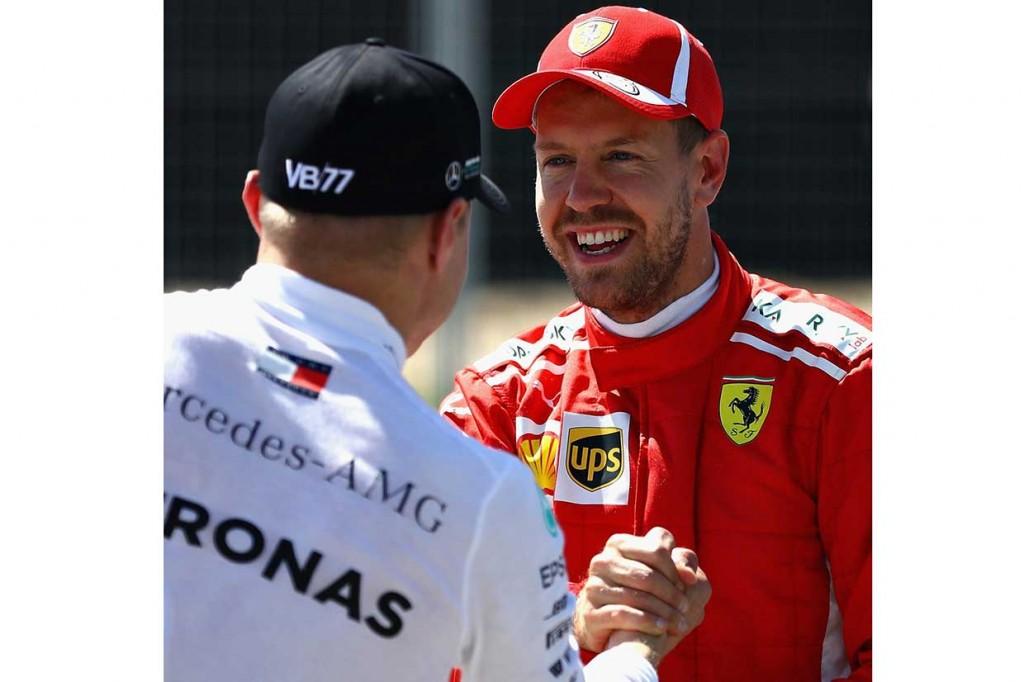 Vettel Start Terdepan di GP Kanada