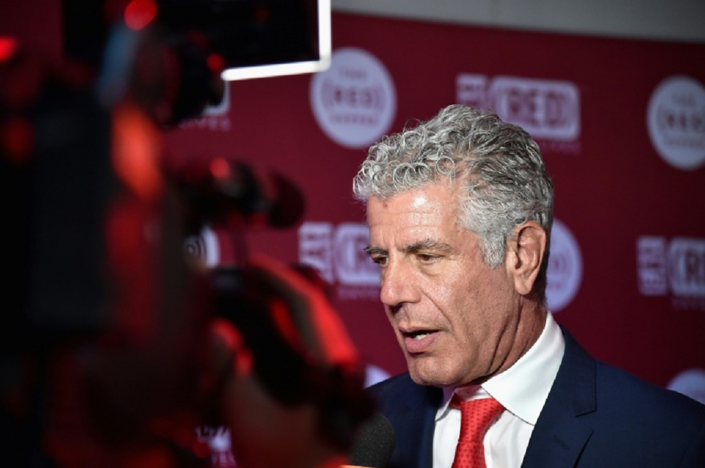 Anthony Bourdain. (Foto: GETTY/AFP/File / Mike Coppola)