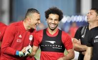 Sindiran Telak Mohamed Salah kepada Sergio Ramos