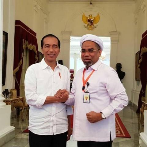 Ngabalin: Jokowi Mengerti Cara Menghadapi Amien Rais