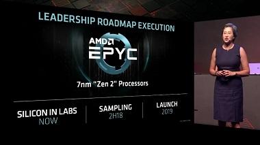 President & CEO AMD Dr.Lisa Su membeberkan informasi tentang