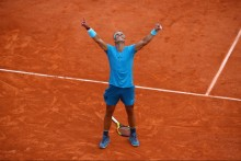 Rafael Nadal Juara French Open 2018