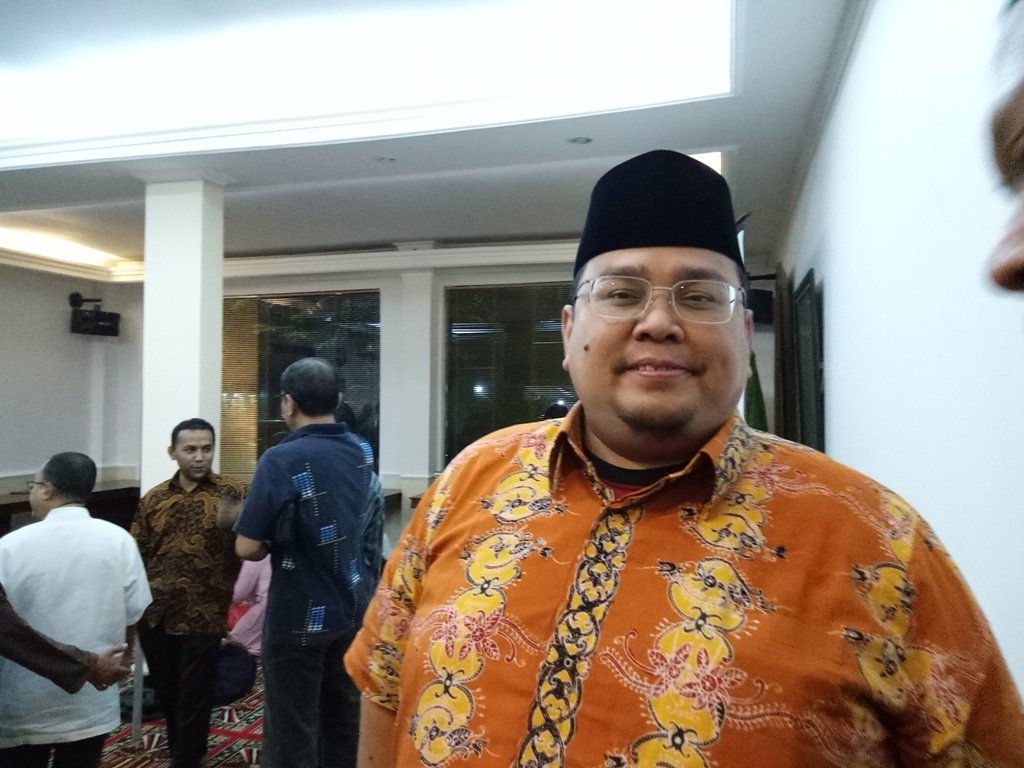 Anggota Bawaslu Rahmat Bagja. Medcom.id/Yona Hukmana.