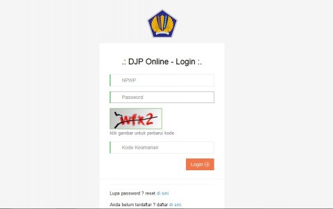 Situs Diretas, DJP Pastikan Data Wajib Pajak Aman