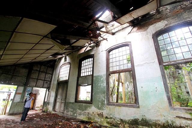 Rumah Cimanggis sempat menjadi tempat tinggal karyawan RRI. file/Antara Foto/Yulius Satria Wijaya