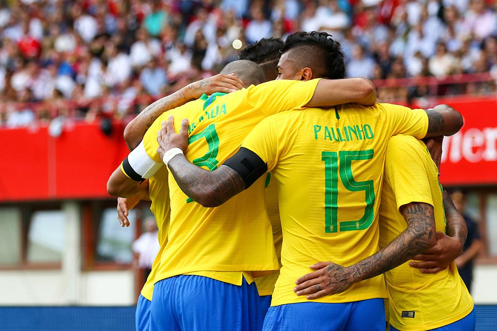 Bungkam Austria 3-0, Brasil Kian Mantap Hadapi Piala Dunia