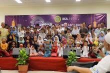 Alumni UNPAR Berbagi Kasih melalui Ngabuburit dan Buka Bersama Yatim dan Duafa