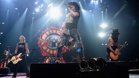 Penjualan Tiket Konser Guns N' Roses Dibuka Akhir Bulan