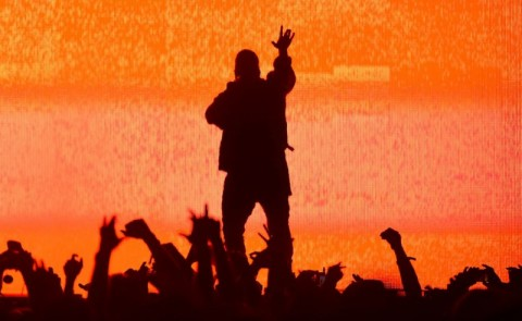 Kanye Ties Number One Streak with New Album