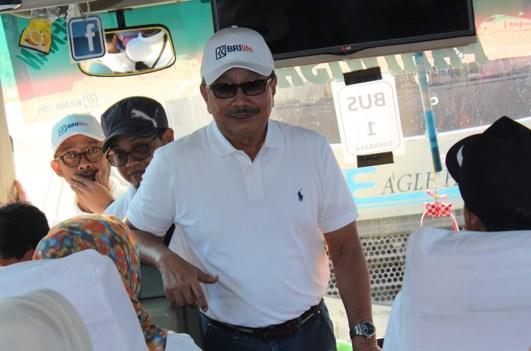 Direktur Utama BRI Life Gatot Mardiwasisto. (FOTO: dok BRI Life)