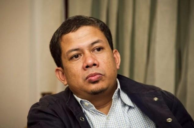 Wakil Ketua DPR RI Fahri Hamzah (Foto:MI/Atet P)