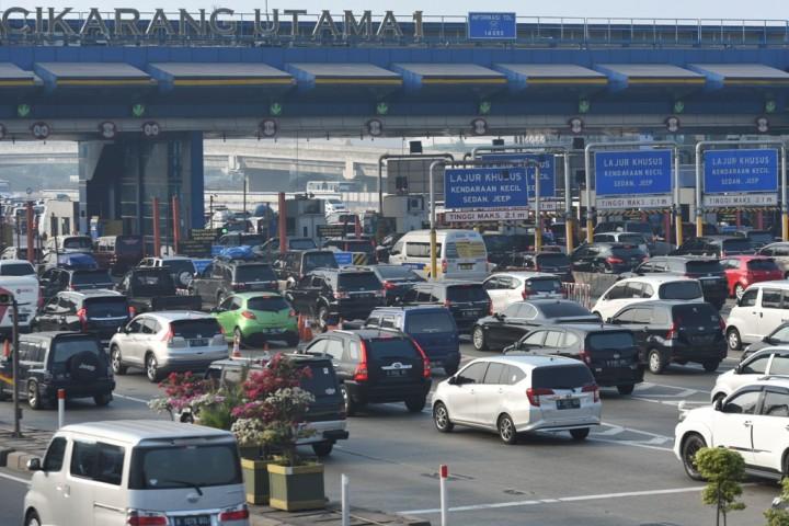 Sudah 361.495 Kendaraan Tinggalkan Jakarta Sejak H-8